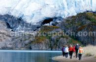 En route vers le glacier Aguila