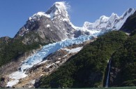 Glacier Balmaceda, Patagonie chilienne – Crédit CC Flickr/portodaspartes