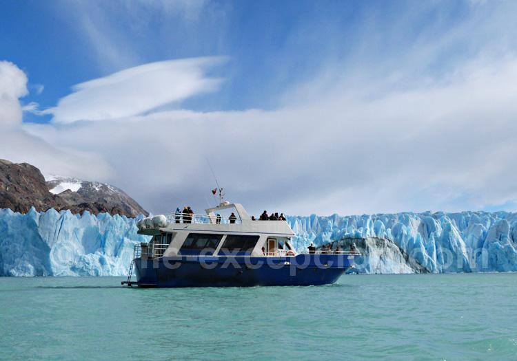 Excursion nautique glacier O'Higgins