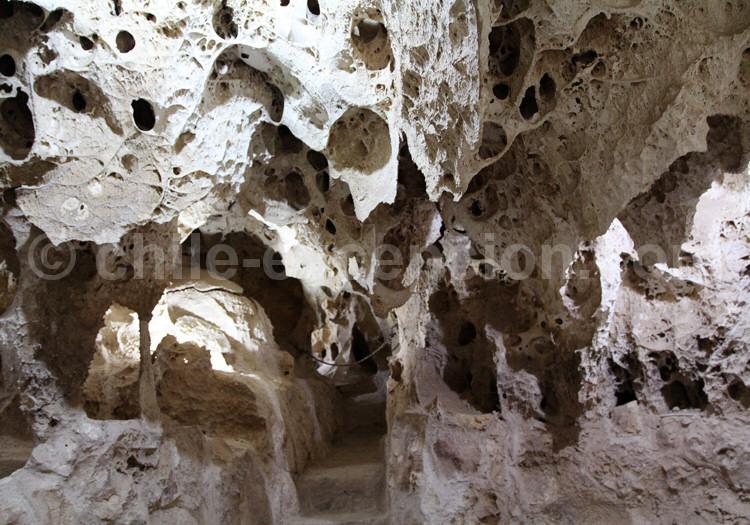 Cuevas de Galaxias, San Pedro de Quemez