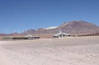 Hito Cajón, frontière Bolivie Chili, 4.480 mètres