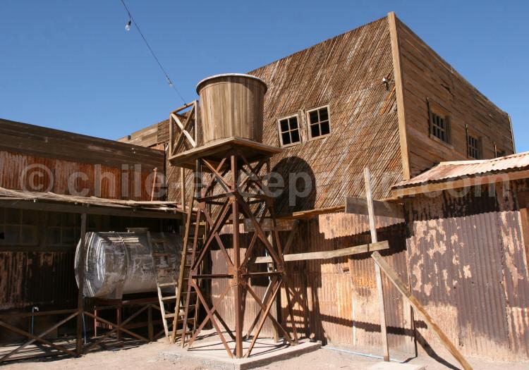 Ancienne usine de salpêtre d'Humberstone