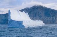 Iceberg, Antarctique. ©Alex Benwell