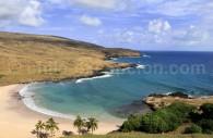 Plage Ana Kena, Rapa Nui