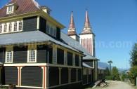 Iglesia Capuchina, Panguipulli