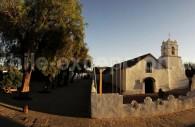 Église de San pedro de Atacama
