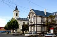 La Iglesia Parroquial María Auxiliadora
