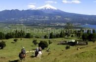 Volcan Villarica, Lican Ray