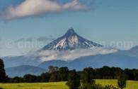 Parc national Llanquihue, volcan Calbuco