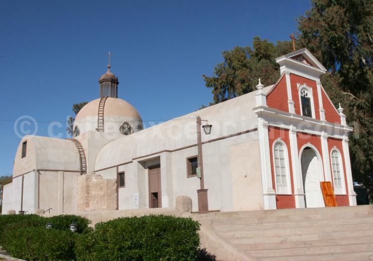 Église San Antonio, Matilla