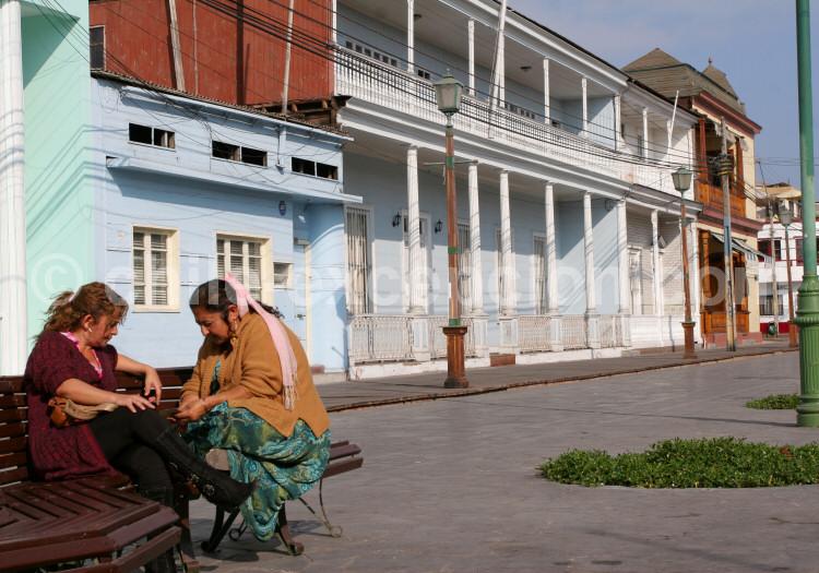 Rue Baquedano, Iquique