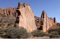Puerta del Diablo, Tupiza, Lípez, sud Bolivie