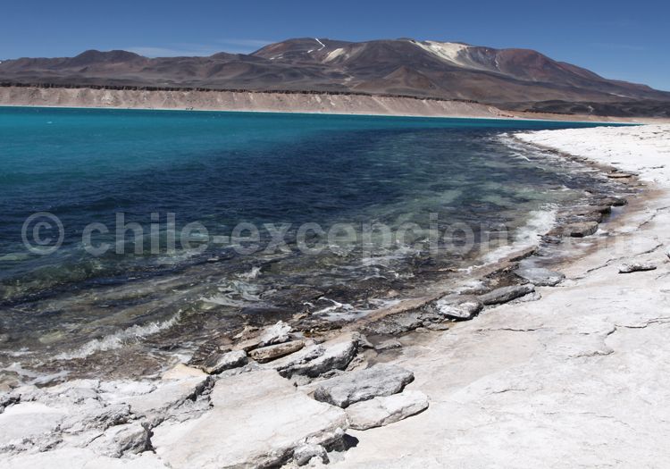Excursion laguna Verde, parc Nevado de Tres Cruces.