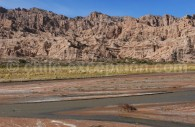 Quebrada de Las Flechas, Angastaco, route 40