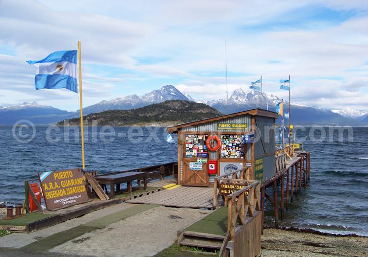 Parque Tierra de Fuego, Ushuaia, Argentine