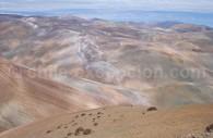 Cuesta Los Patos, région Atacama