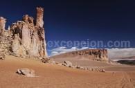 Farallón de Tara, Atacama