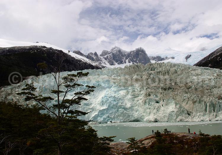Croisière Australis, Glacier Pía