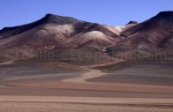 Désert de Siloli, sud Bolivie