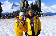 Explorateurs de la péninsule antarctique
