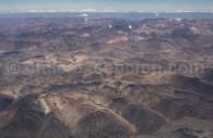 Cordillère des Andes entre La Serena et Copiapó