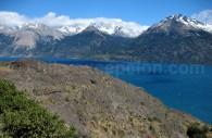 Lac General Carrera, région d'Aysén. Crédit Lucas de Soto