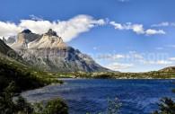 Lac Skottsberg, Valle del Francés, Torres del Paine. Crédit Ciro Meregalli