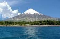 Lac Todos Los Santos et volcan Osorno
