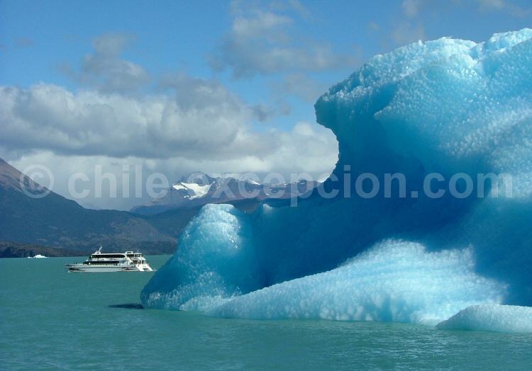 Croisière sur le lago Argentino, Patagonie argentine