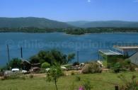 Lac Lanalhue, Cañete. Crédit Evelyn Amaza