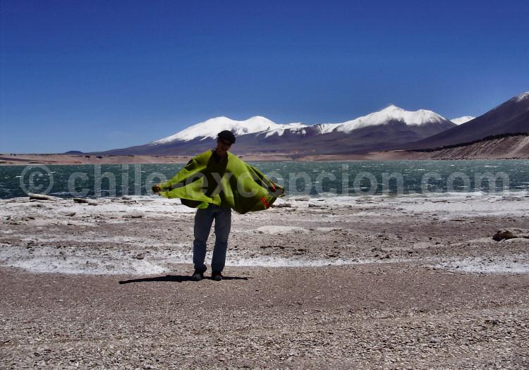 Parc national Nevado de Tres Cruces, laguna Verde