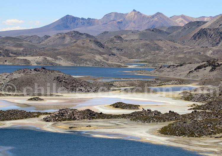 Lagunes de Cotacotani