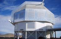Observatoire Las Campanas, the Henrietta Swope Telescope, La Serena. Crédit LCO