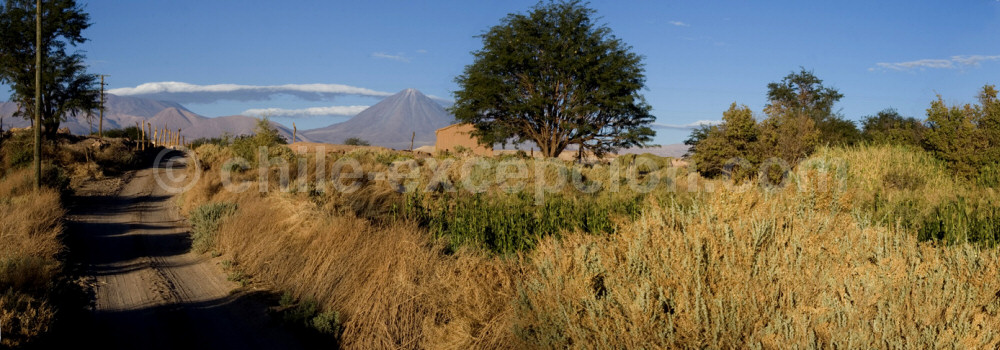 San Pedro de Atacama, volcan Licancabur