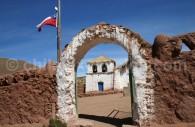 Machuca, Région de San Pedro de Atacama