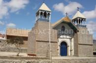 Eglise de Mamiña