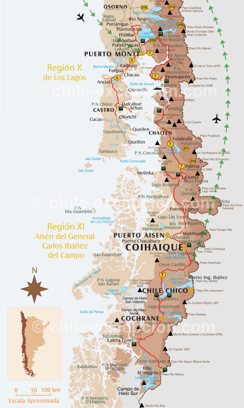 Route australe intégrale - 20