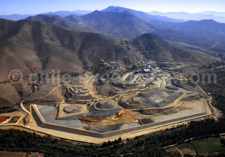 Industrie minière au Chili