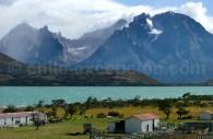 Estancia Lazo, Laguna Verde, Torres del Paine