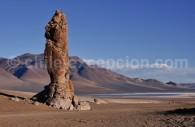 Monje de La Pacana, Atacama