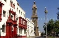 Municipalité et Cathédrale de La Serena