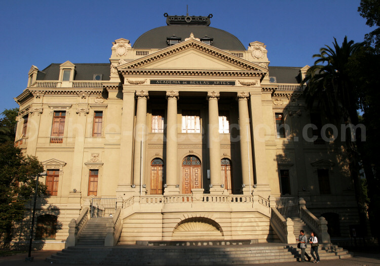 Museo de Arte Contemporaneo, Santiago, Juin 2009