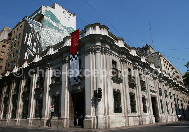 Musée chilien d'art précolombien