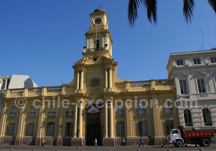 Musée national d'histoire de Santiago