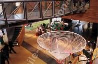 Musée interactif Mirador (MIM) à Santiago du Chili