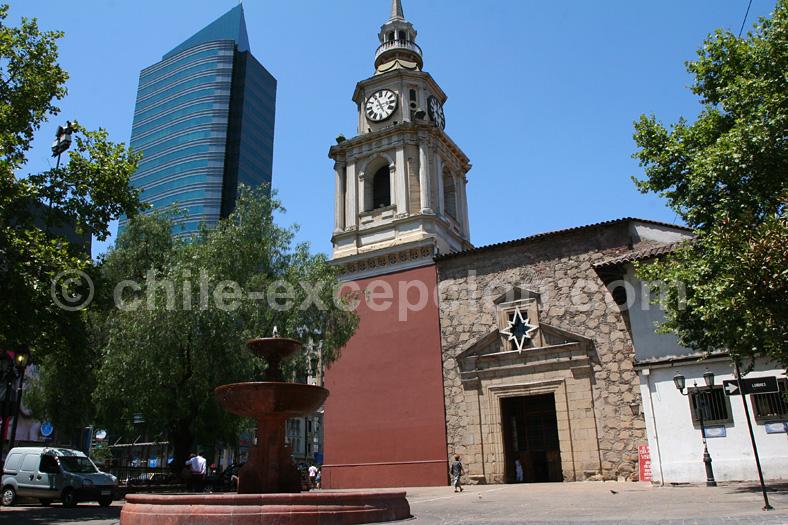 Musée d'art colonial de San Francisco, Santiago du Chili