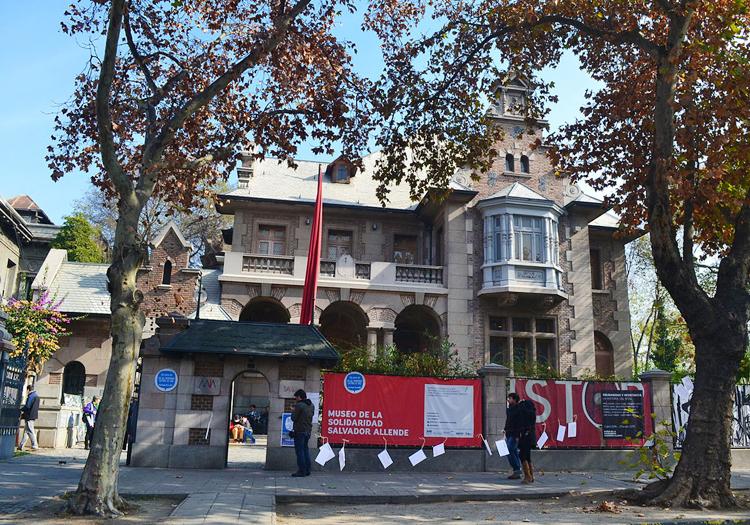 Musée de la solidarité Salvador Allende