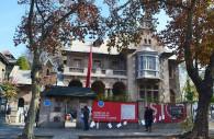 Musée de la Solidarité, Santiago