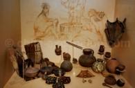 Objets Tiwanakus Musee Arqueologico San Miguel de Azapa