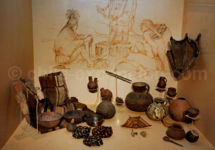 Les Tiwanakus au Chili